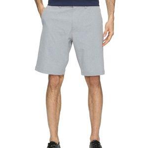 Travis Mathew Beck Golf Shorts Gray Mens NWT